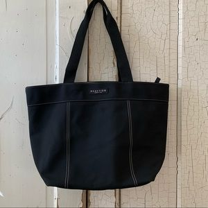 Kenneth Cole Reaction black tote